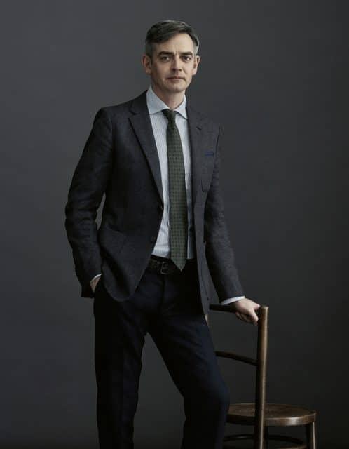 Toby Bateman ist Managing Director von Mr Porter