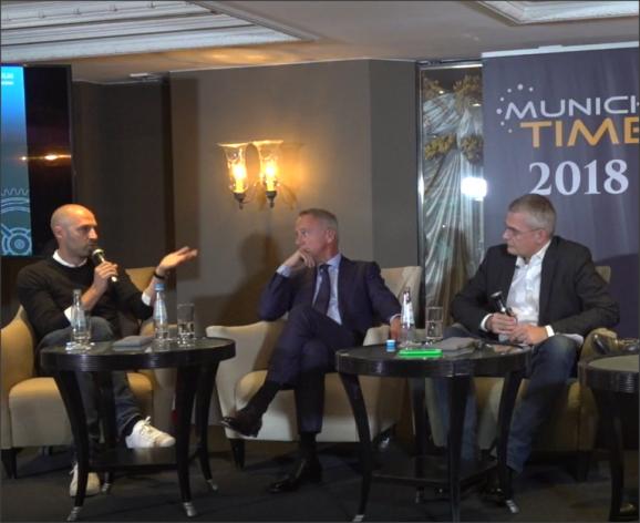Uhrendesigner Simon Husslein über ewige Werte im Design Munichtime 2018