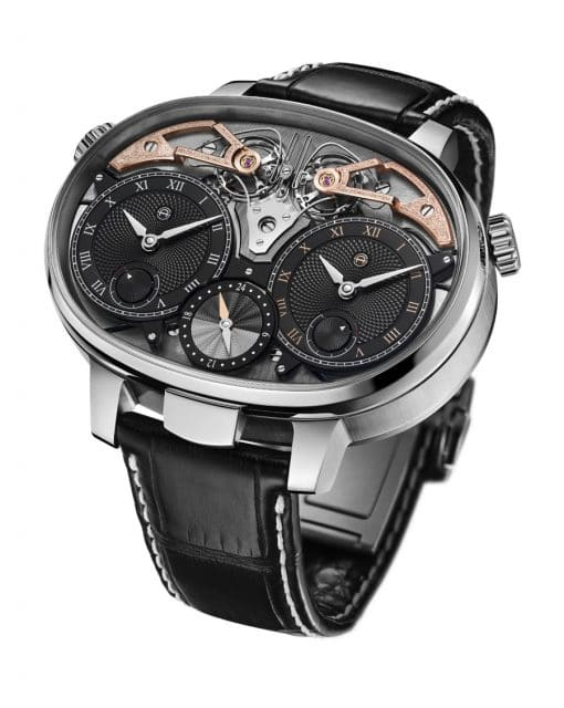 Armin Strom: Masterpiece 1 Dual Time Resonance