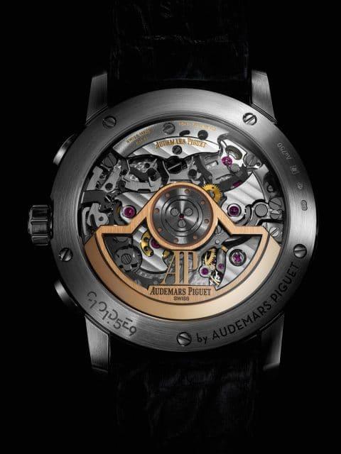 Das neue Manufaktur-Chronographenkaliber 4401 von Audemars Piguet