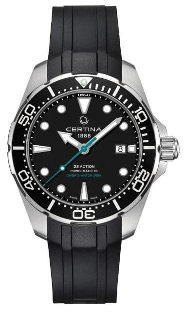 Certina: DS Action Diver Sea Turtle Conservancy 60th Anniversary