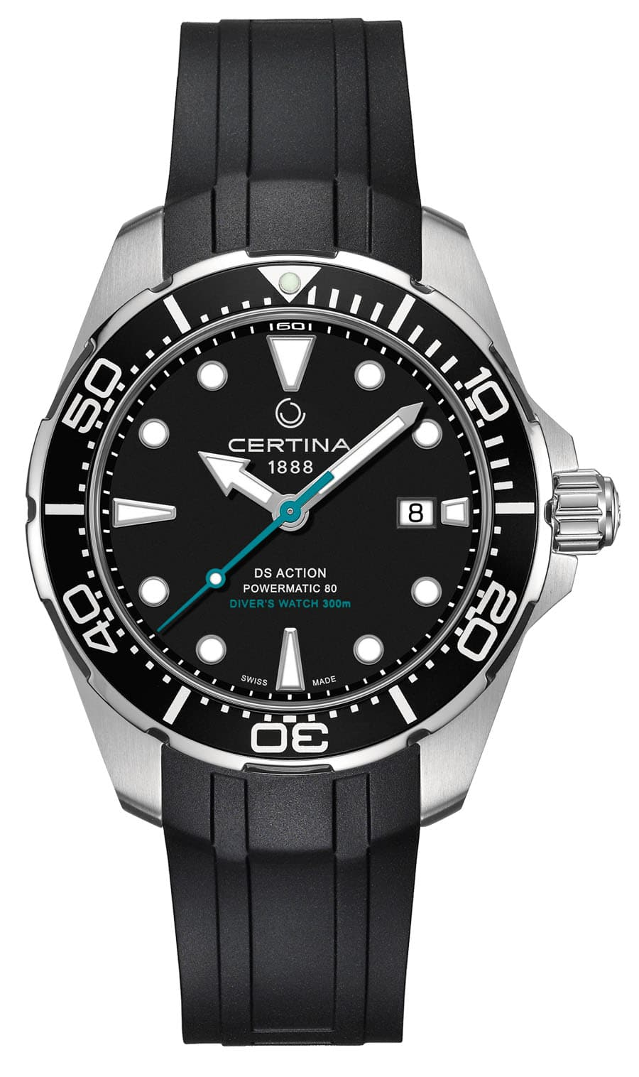 Certina: DS Action Diver Sea Turtle Conservancy 60th Anniversary