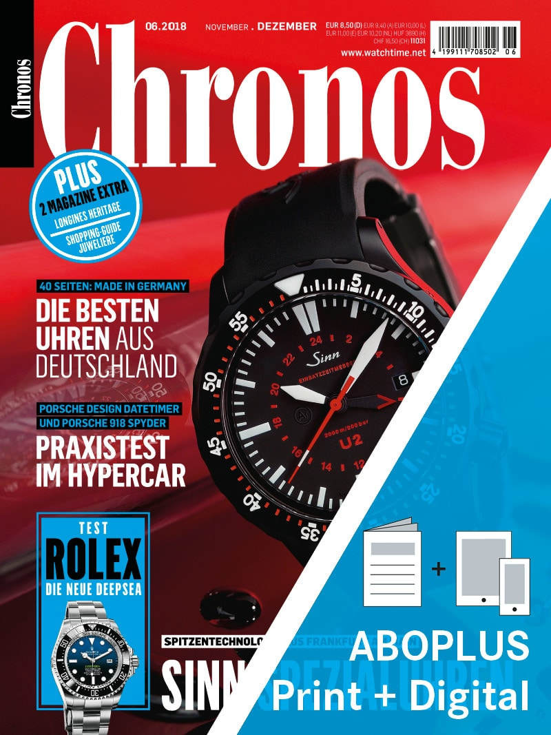 Produkt: Chronos Jahresabonnement Plus