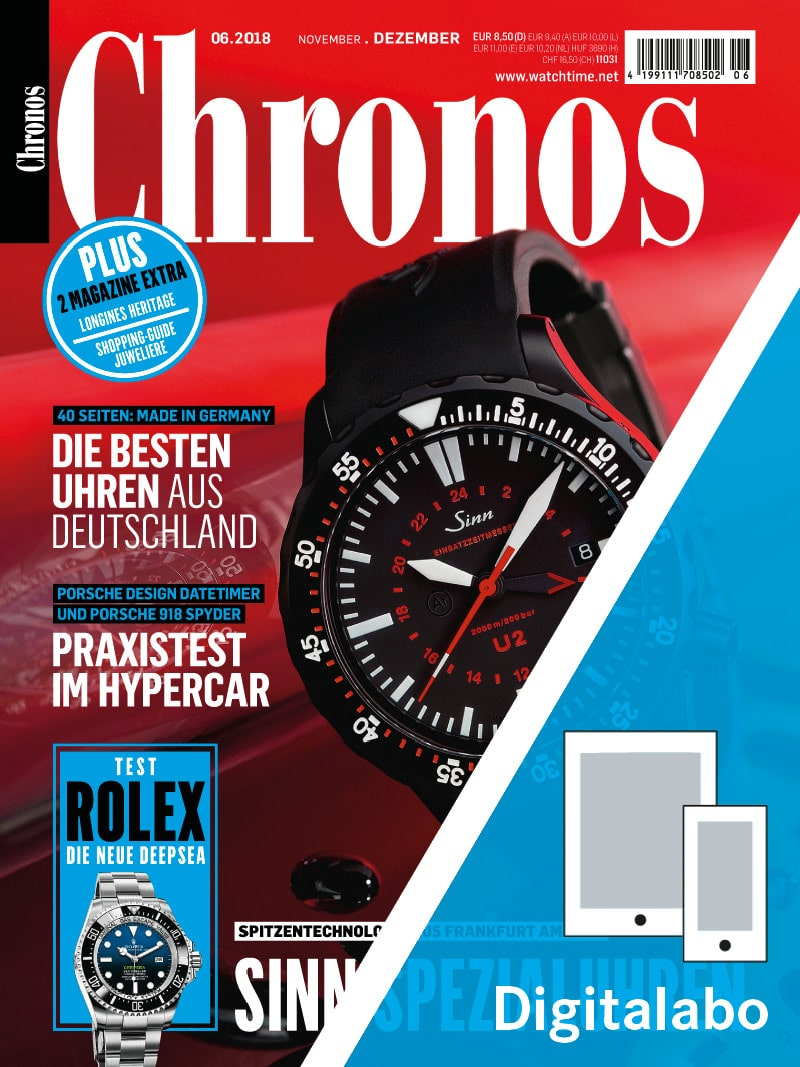 Produkt: Chronos Jahresabonnement Digital