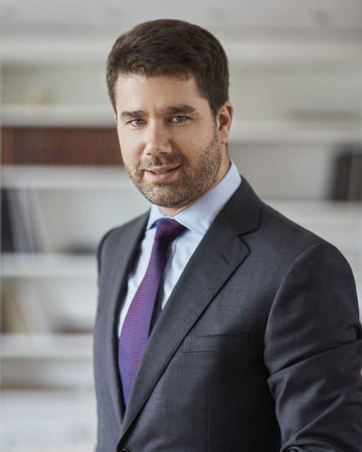 Geoffroy Lefebvre, CEO von Baume & Mercier