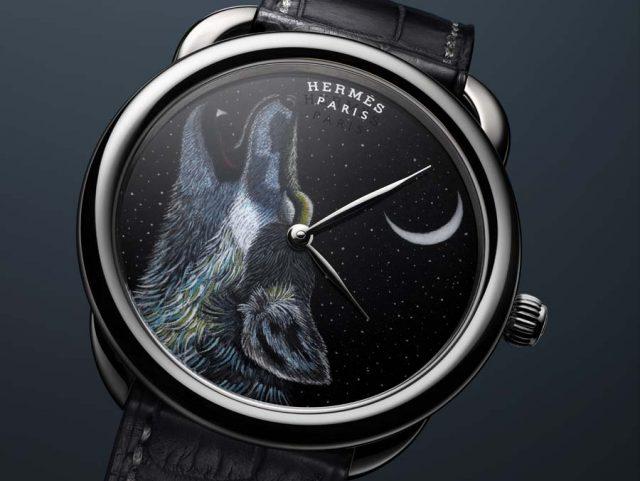 Die mit dem Wolf heult: Hermès Arceau Awooooo