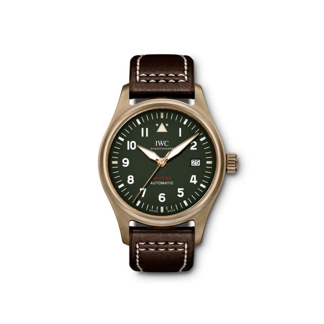 IWC Pilot's Watch Automatic Spitfire in Bronze