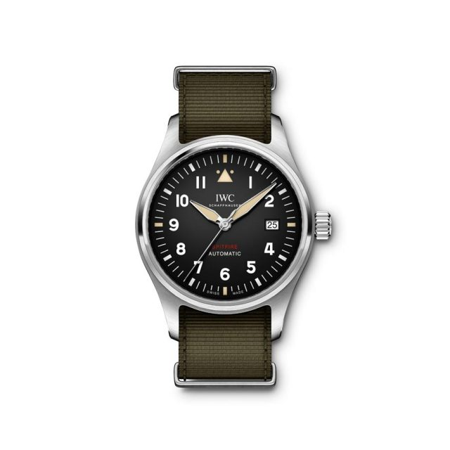 IWC Pilot's Watch Automatic Spitfire in Stahl