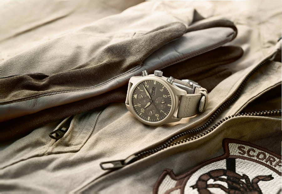 IWC: Pilot's Watch Spitfire