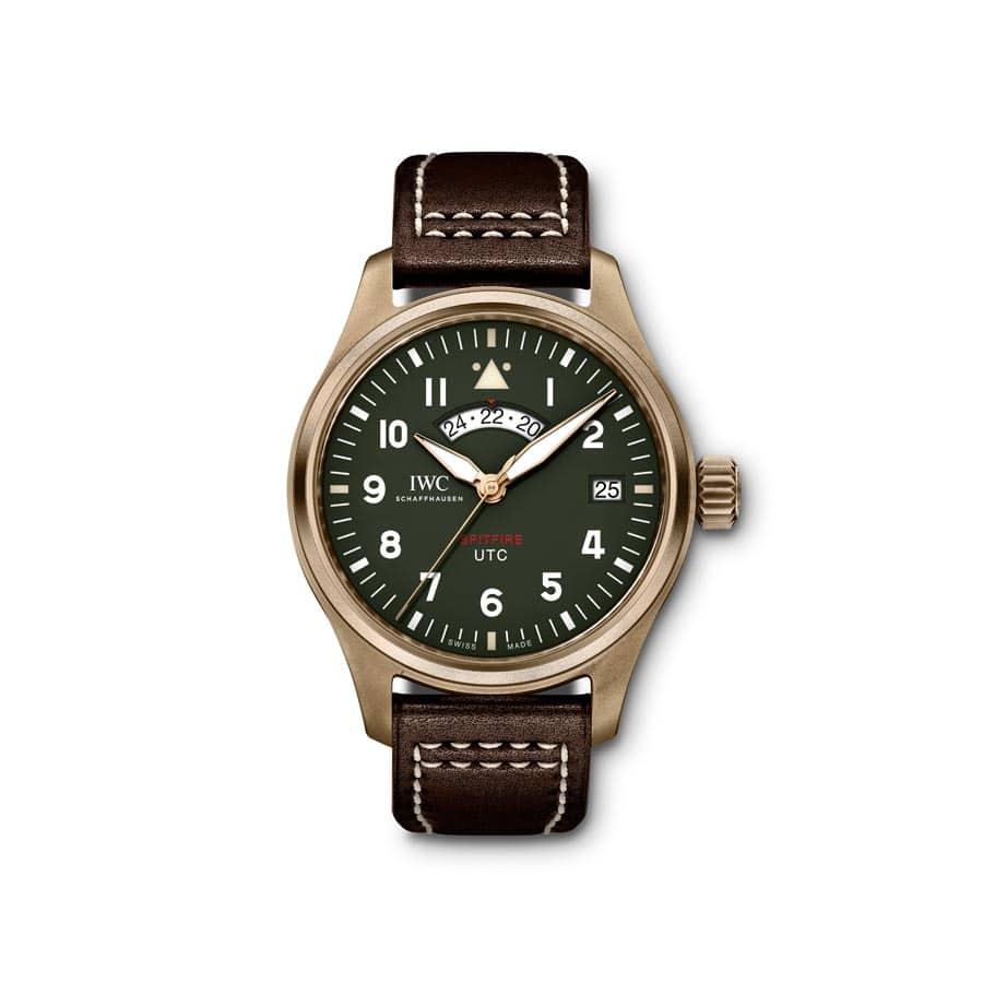 "IWC Pilot's Watch UTC Spitfire Edition ""MJ271″"