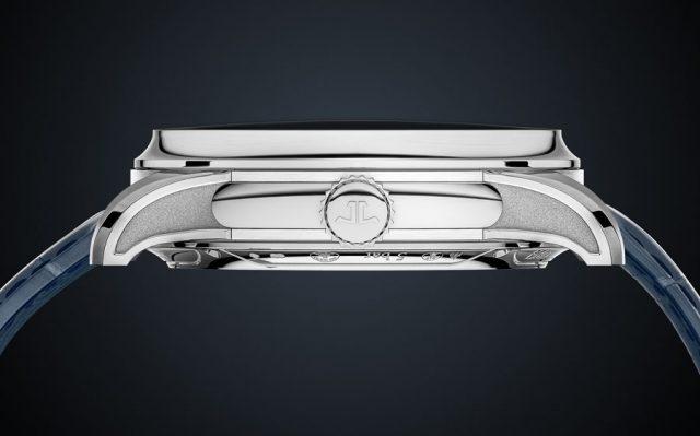 Jaeger-LeCoultre: Master Grande Tradition Gyrotourbillon Westminster Perpétuel in der Seitenansicht