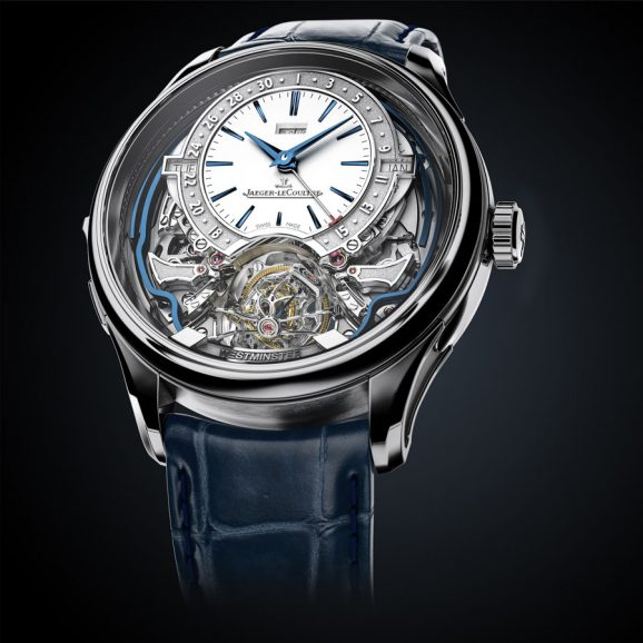 Jaeger-LeCoultre: Master Grande Tradition Gyrotourbillon Westminster Perpetuel