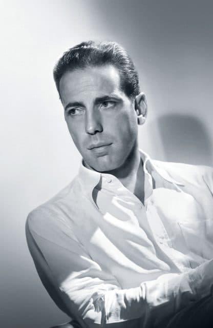 Schauspiellegende und Longines-Träger: Humphrey Bogart