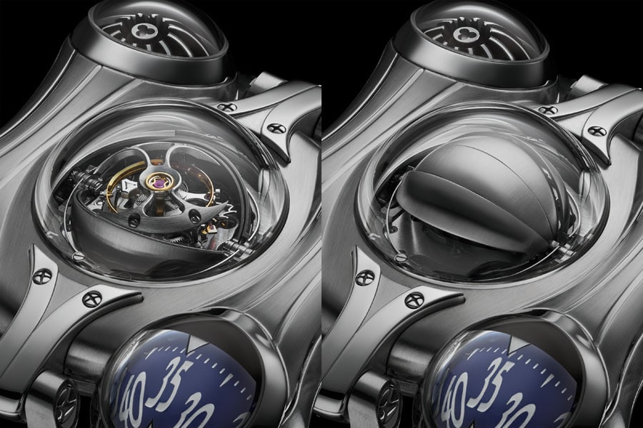 MB&F: Horological Machine N°6 Final Edition, Tourbillon