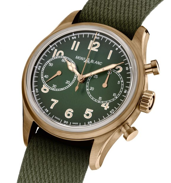 Montblanc: 1858 Automatic Chronograph Limited Edition