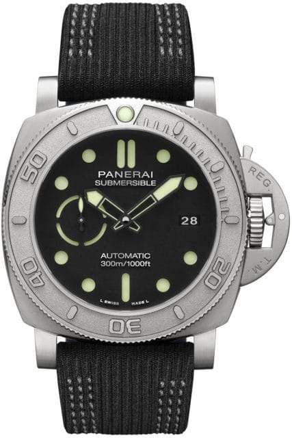 Panerai Submersible Mike Horn Edition Pam984