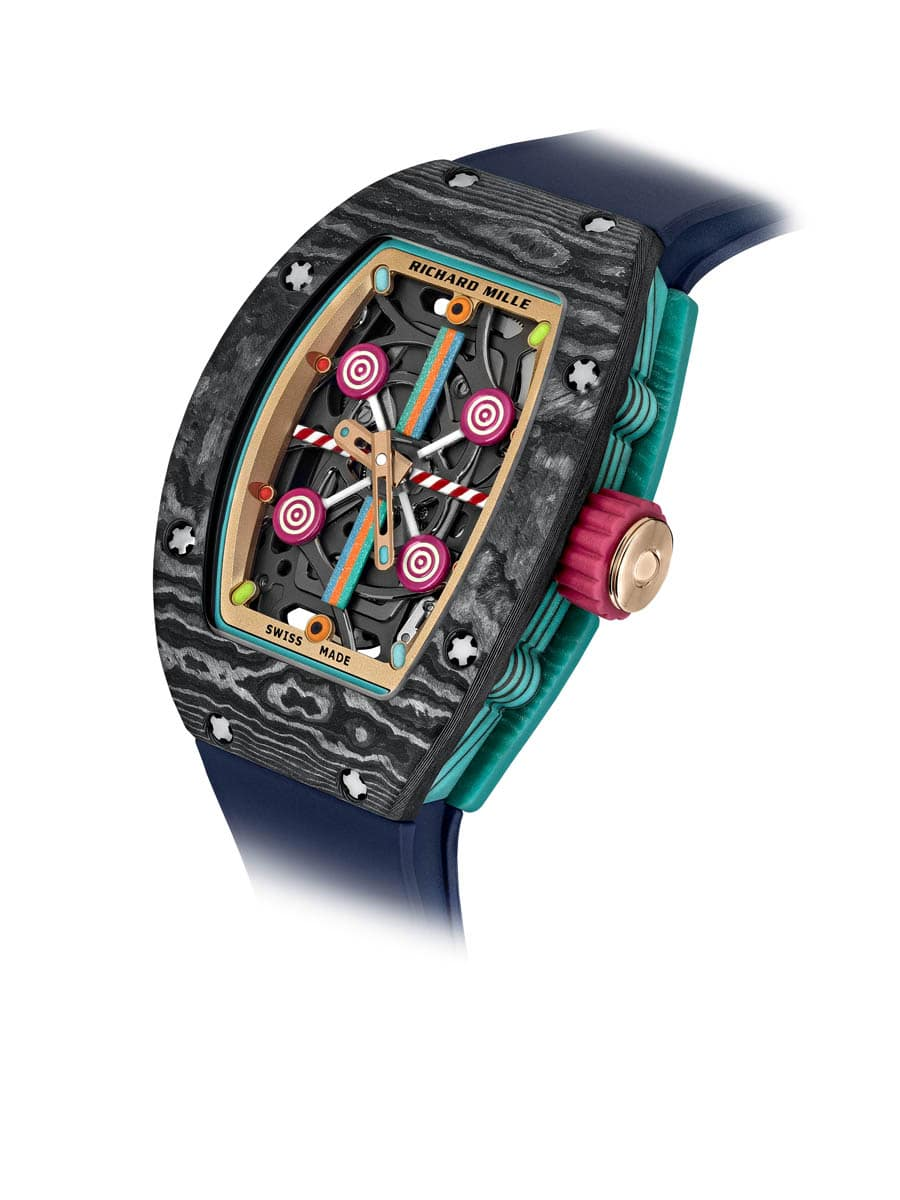 Richard Mille Bonbon-Kollektion: RM07-03 Myrtille