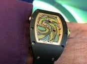 Live-Bild der Richard Mille Bonbon RM 37-01 Automatic Sucette