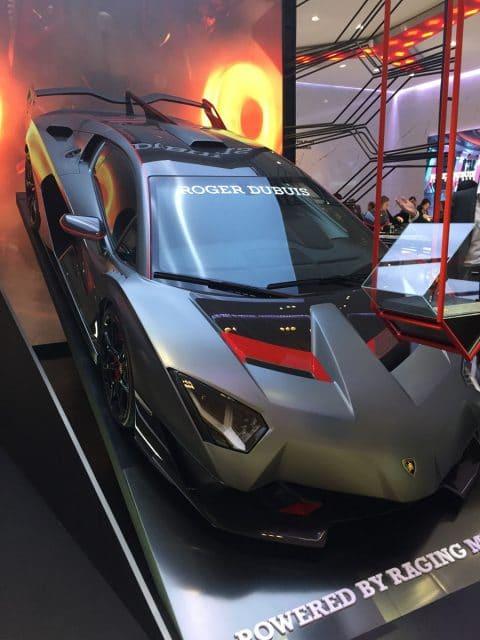 Das Auto zur Uhr: Lamborghini SC18 Alston