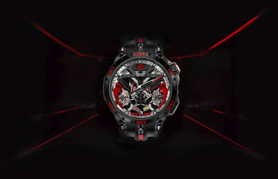 Roger Dubuis: Excalibur One-Off