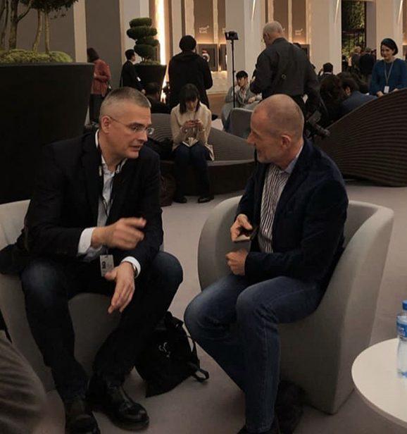 Rüdiger Bucher interviewt von Alexander Linz, SIHH 2019019
