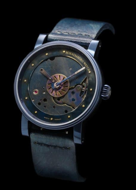 Schaumburg Watch: Steampunk II