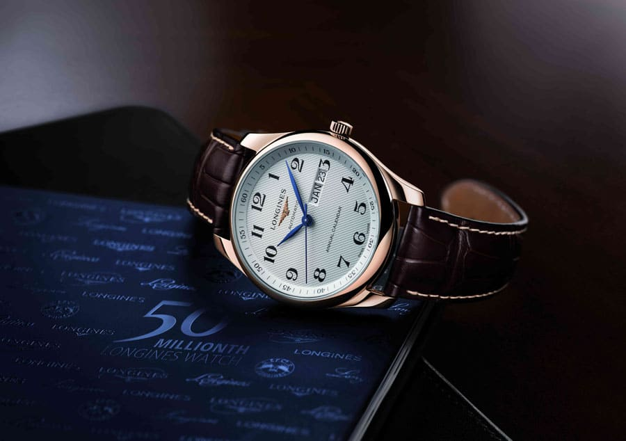 Longines: The Longines Master Collection 50.000.000