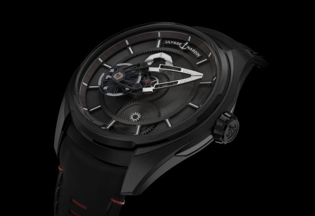 Ulysse Nardin Freak X in Titan