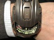 Wristshot: Urwerk UR-105 CT