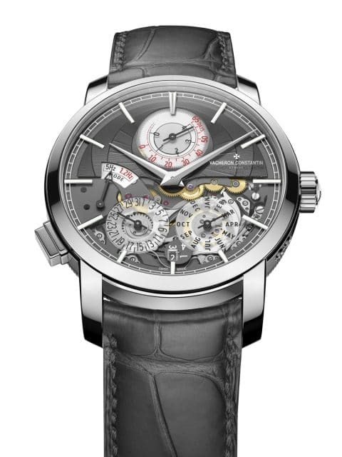 Vacheron Constantin: Traditionnelle Twin Beat Perpetual Calendar