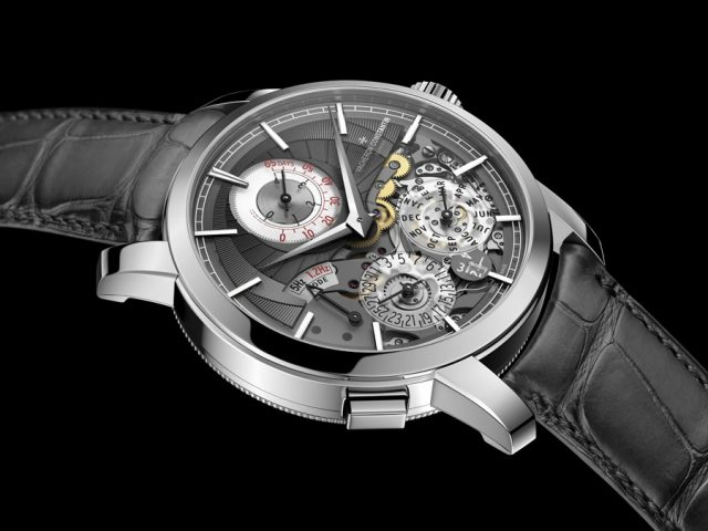 Vacheron Constantin: Traditionnelle TwinBeat Perpetual Calendar