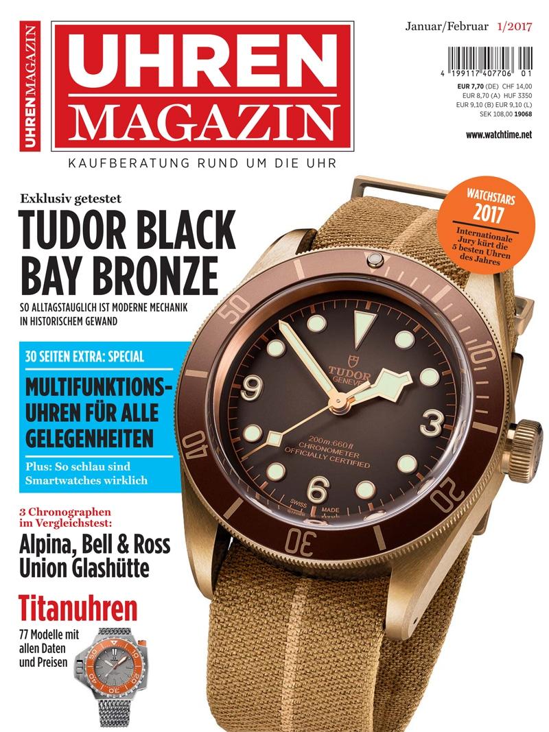 Produkt: UHREN-MAGAZIN Digital 1/2017