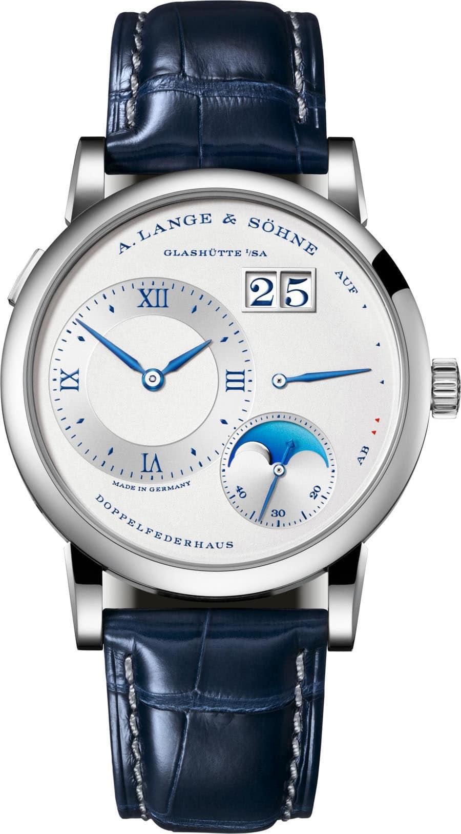 "A. Lange & Söhne: Lange 1 Mondphase  ""25th Anniversary"""