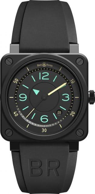 Bell & Ross: BR 03-92 BI-Compass