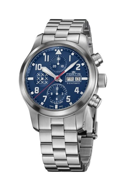 Fortis: Aeromaster PC-7 TEAM Edition Chronograph