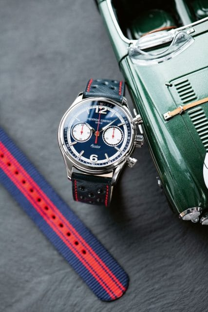 Frédérique Constant: Vintage Rally German Limited Edition