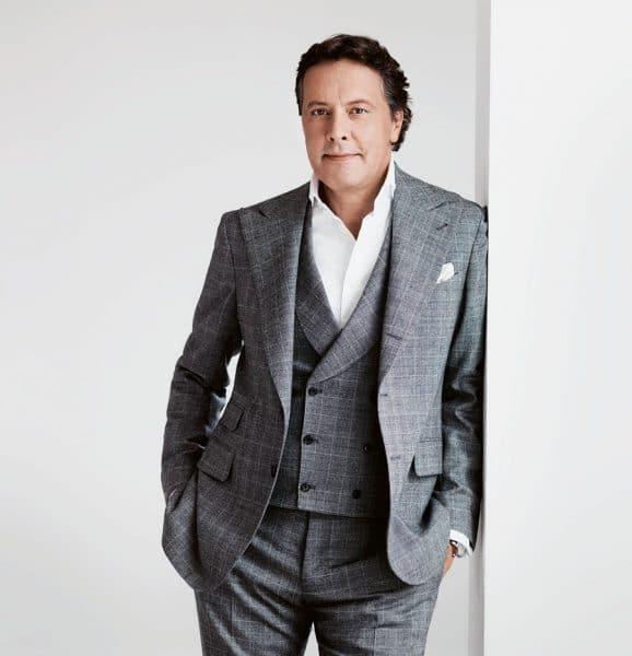 Bernhard Stoll, Geschäftsführer Uhren bei Wempe