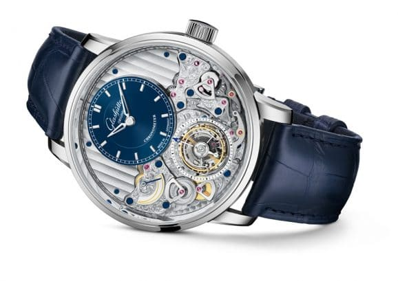 Glashütte Original: Senator Chronometer Tourbillon