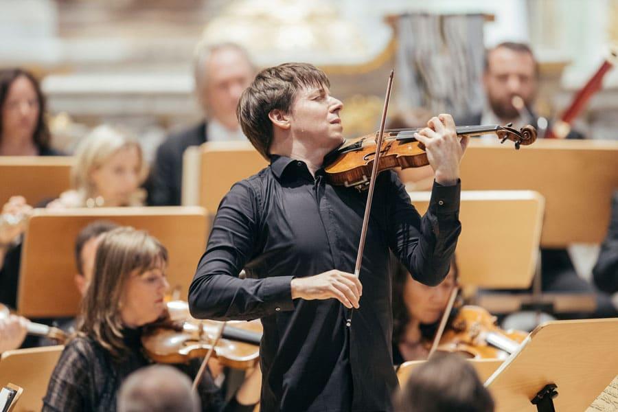 Glashütte Original: MusikFestSpiel-Preis für Joshua Bell