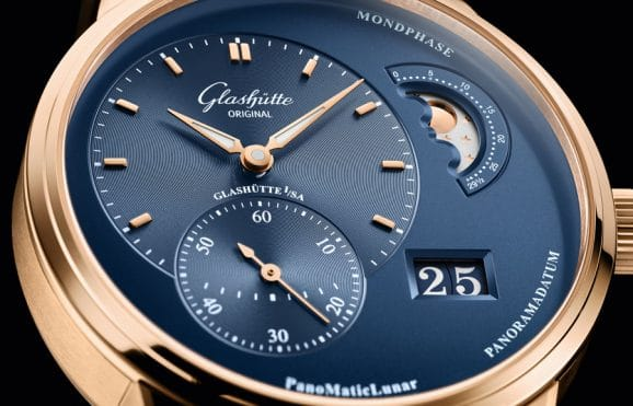 Glashütte Original: Pano Matic Lunar