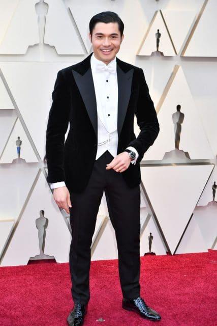 Henry Golding trug im Rahmen der 91. Academy Awards eine IWC Portugieser Automatic (IW500703)