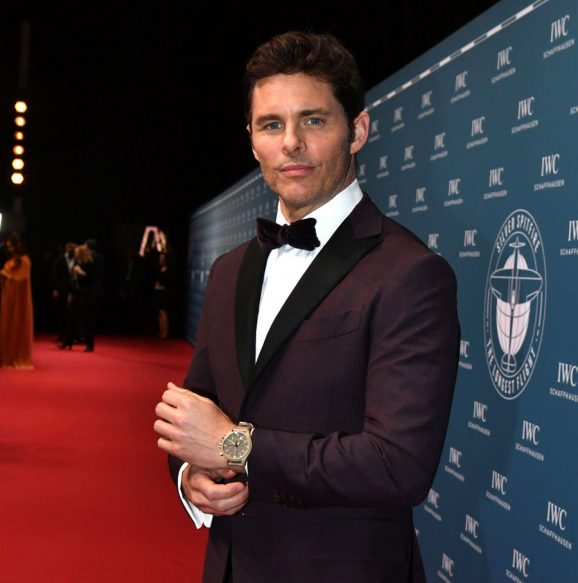 IWC-Gala 2019: James Marsden