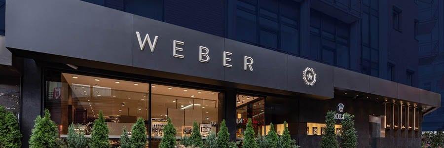 Juwelier Weber nach dem Umbau