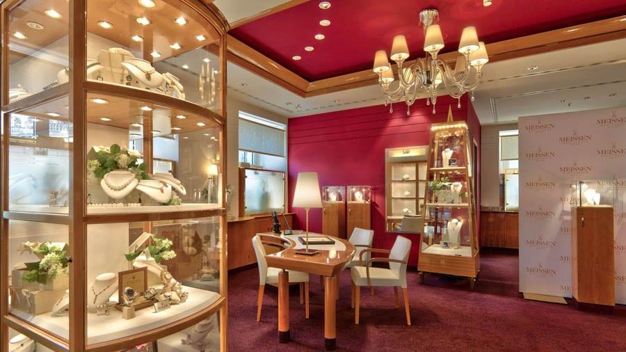 Leicht Juweliere: Juwelier im Hotel Taschenbergpalais