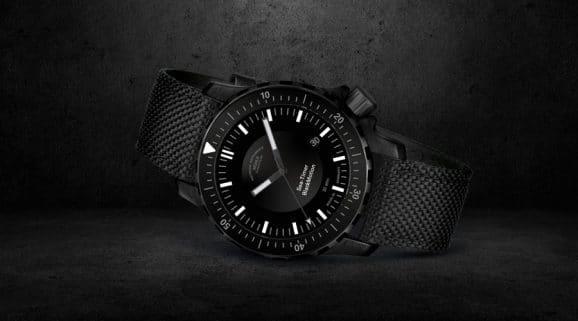 Mühle-Glashütte: Sea-Timer BlackMotion