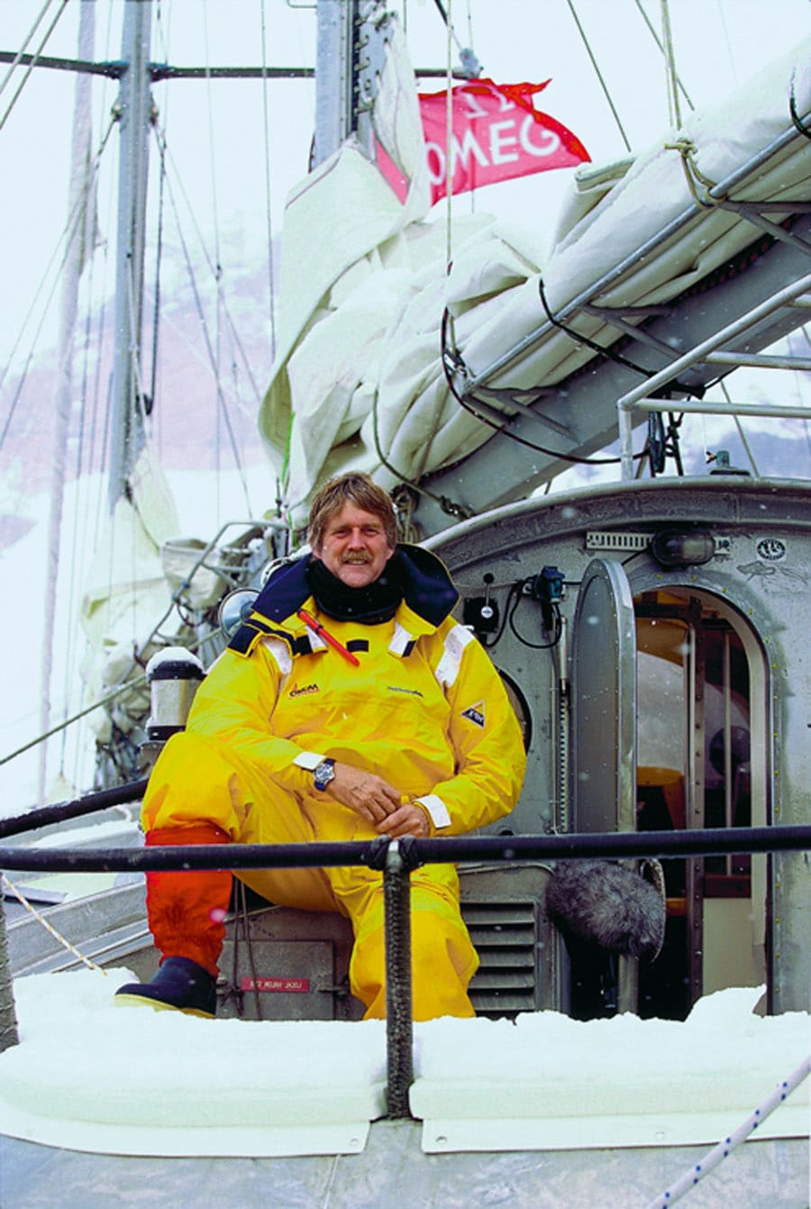 Omega Seamaster Diver 300M Blake-Expedition im Jahr 2000