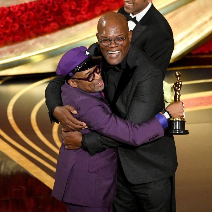 Oscar-Verleihung 2019: Gewinner Spike Lee trägt eine Reverso von Jaeger-LeCoultre