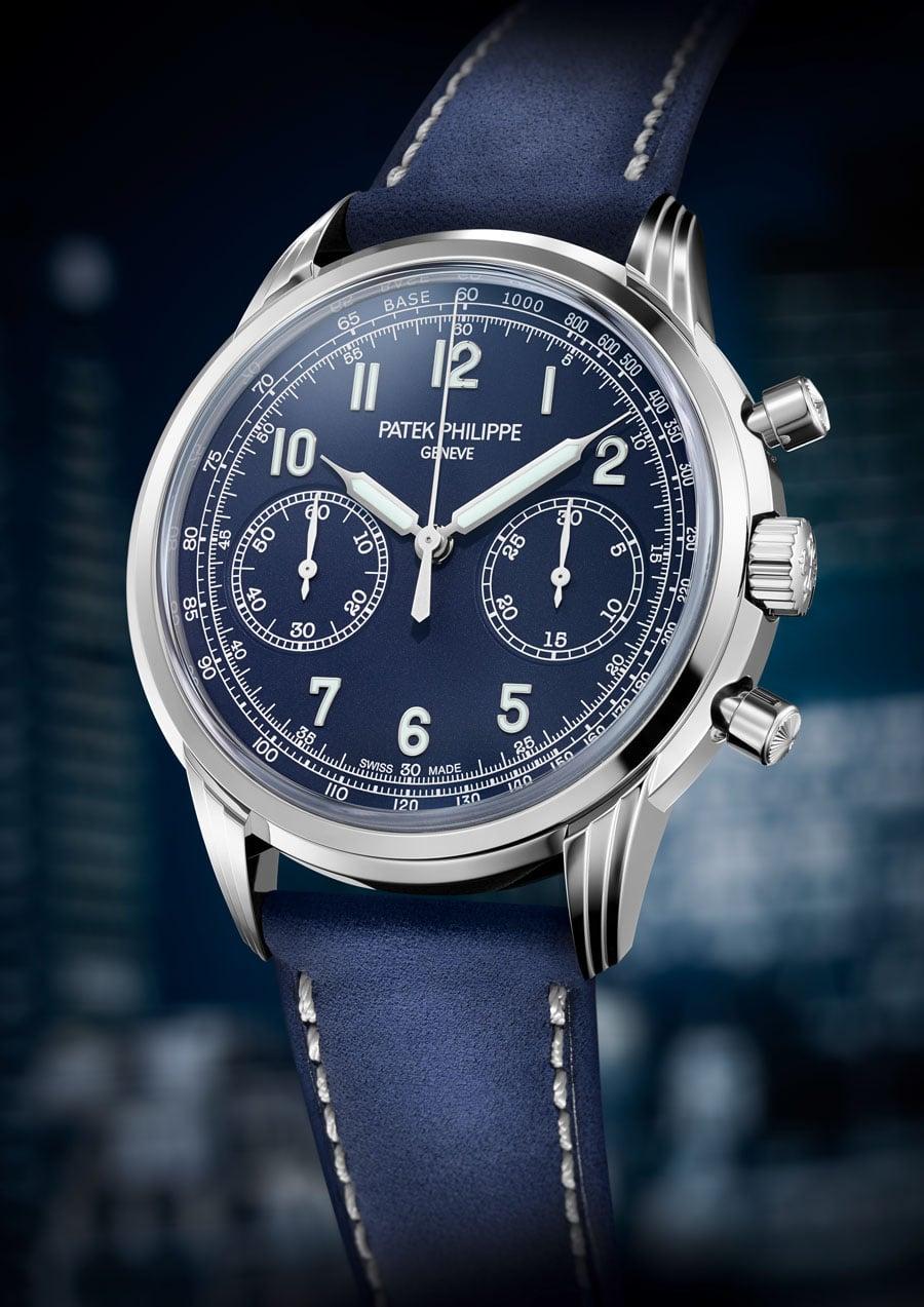 Patek Philippe: Chronograph Referenz 5172G