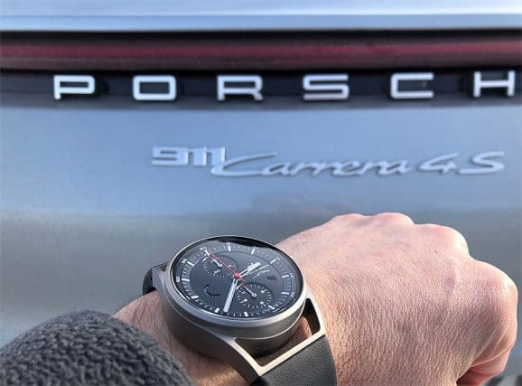 Porsche Design 911 Chronograph Timeless Machine Limited Edition und der neue Porsche 911 (992)