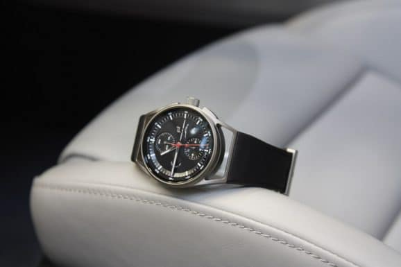 Porsche Design 911 Chronograph Timeless Machine Limited Edition im neuen Porsche 911